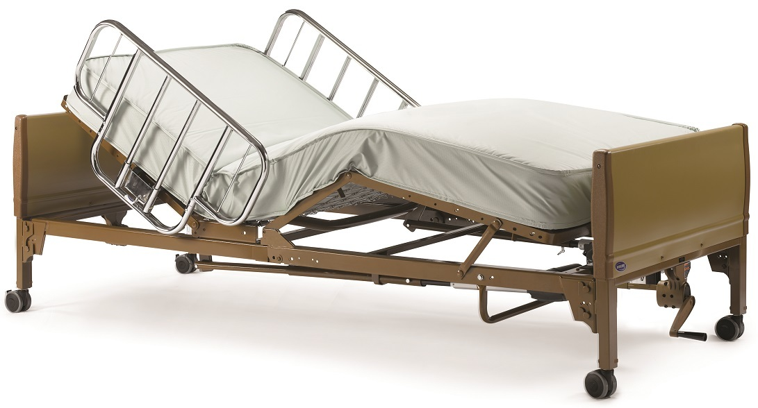 Preferred Medical Hospital Bed Semi Electric